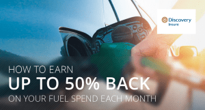 Discovery Insure Fuel Rewards