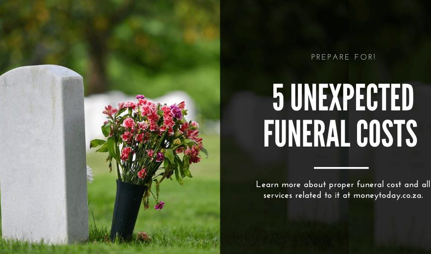 5 Unexpected Funeral Costs You Should Prepare For