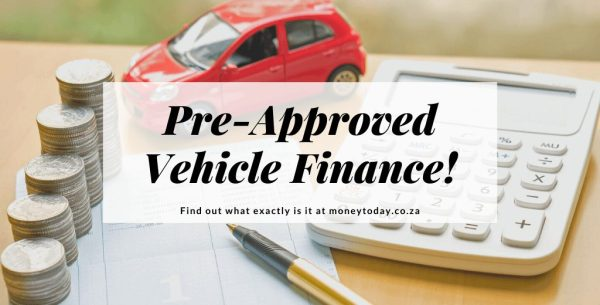 Pre-Approved Vehicle Finance