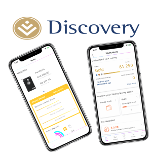 Discovery Bank Digital Banking