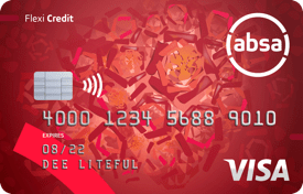 ABSA Flexi Core Credit Card Features and Benefits