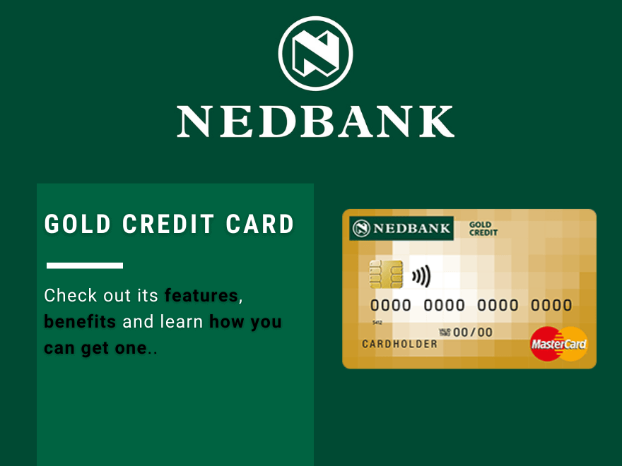 NedBank Gold Credit Card Review