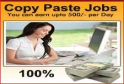 Copy Paste Jobs-How to Find Copy Paste Jobs