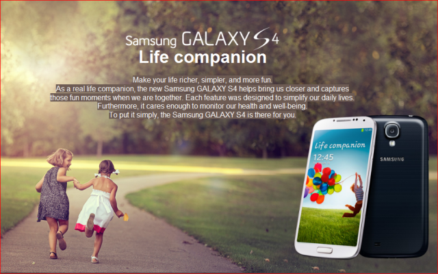 Samsung Galaxy S4-Smartphone-Top 10 Mobile Companies