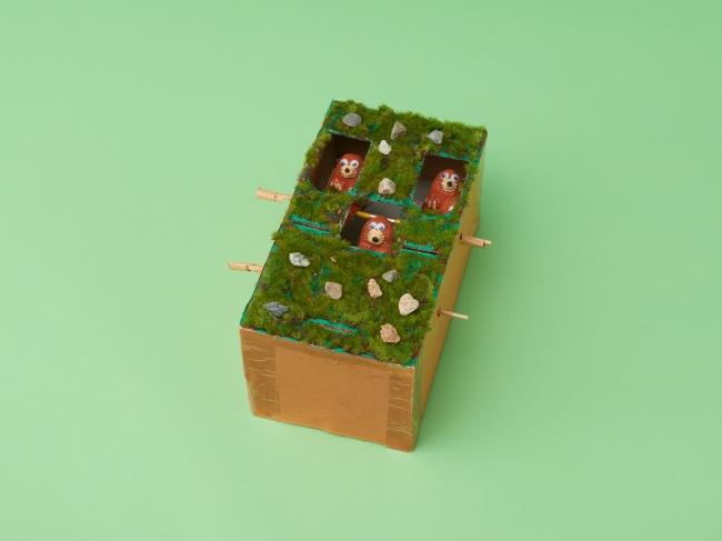 「第43回ゆうちょアイデア貯金箱コンクール」入賞作品展示会を開催 @mozoワンダーシティ イーストコート(1階)