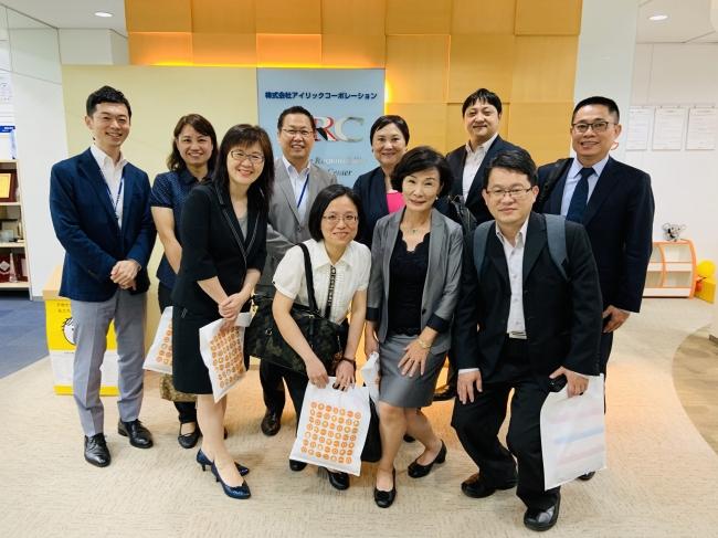 台湾大手保険会社 台湾人寿が『保険クリニック』を視察