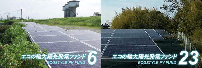 太陽光投資ファンド「エコの輪クラウドファンディング」6号・23号ファンドの分配実績を公開