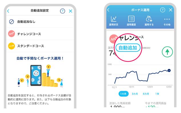 PayPayボーナスを利用した疑似運用体験サービス「ボーナス運用」で「自動追加機能」を提供開始!