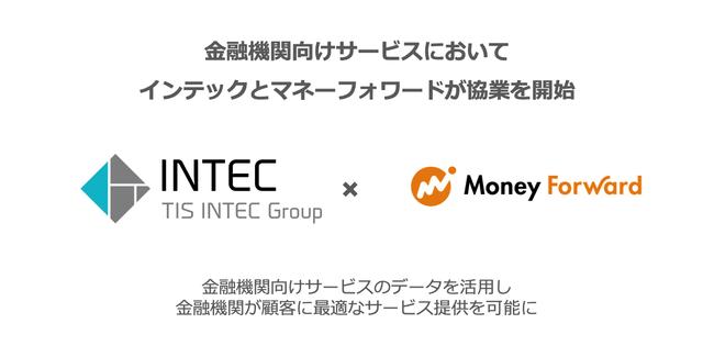 金融機関向けサービスにおいて、インテックとの協業を開始