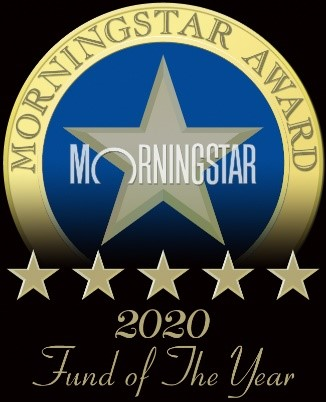 "Morningstar Award ""Fund of the Year 2020"" インベスコ 世界ブロックチェーン株式ファンド【愛称:世カエル】 国際株式型(グローバル)部門で優秀ファンド賞を受賞"