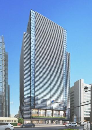 CBRE、ひろぎんホールディングスの本社ビルの建て替えプロジェクトをサポート