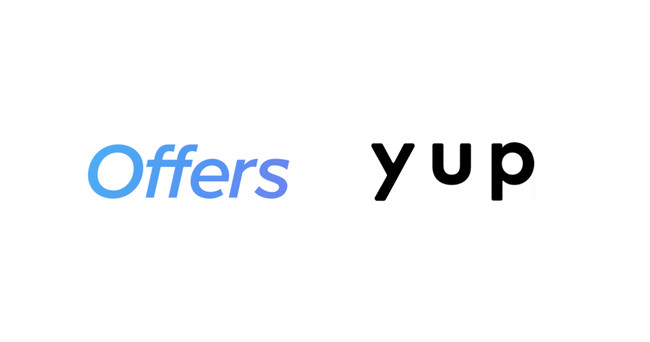 yupとoverflowが業務提携 — 複業・転職マッチングプラットフォーム『Offers』にご登録の方は『先払い』のサービス利用料が割引に —
