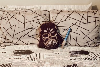 Beddy's Star Wars Room
