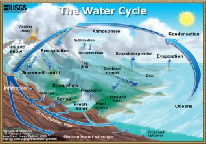 Lesson 1 Water cycle   Environmental lessons for 3rd5th grade