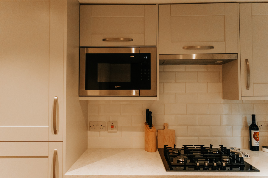 our kitchen renovation with howdens