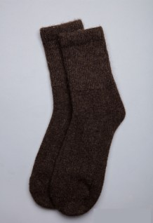 Brown Socks