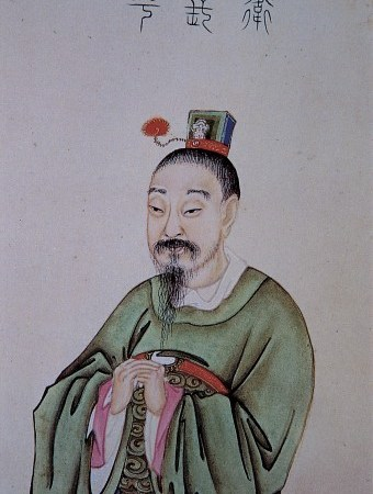 Wei Qing (?-106 BCE)