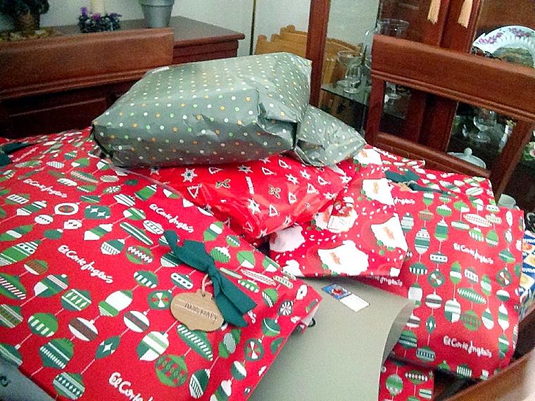 スペインのクリスマスプレゼント