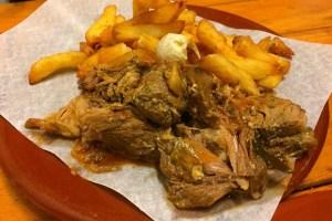 セビーリャの肉バルsacrament