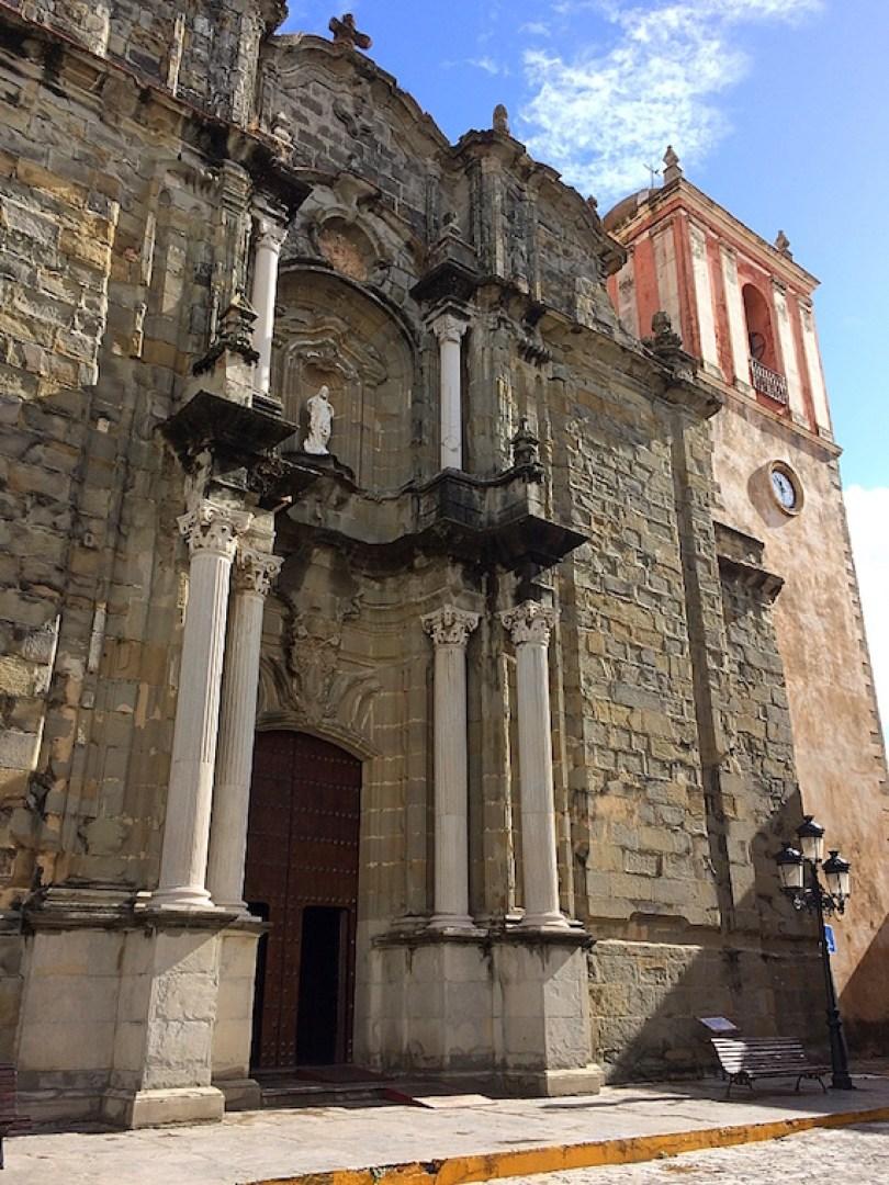 タリファの教会