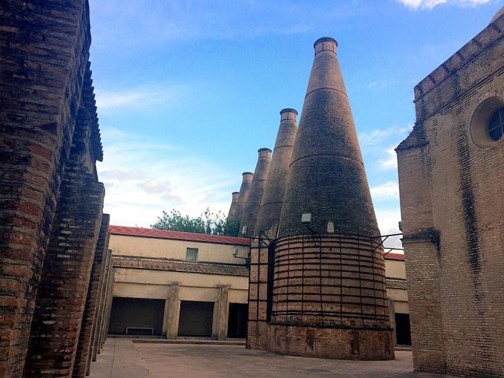 セビリアのカルトゥハ修道院の窯