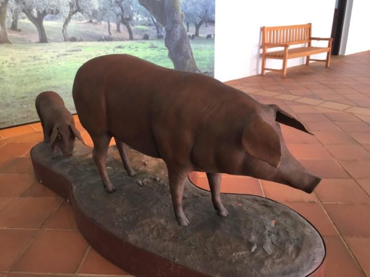 ハブーゴの5J博物館の見学ツアー