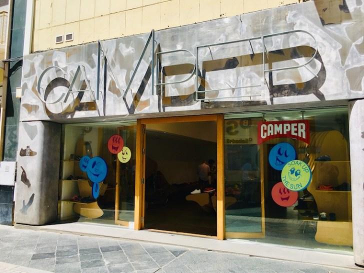 スペインのファションブランド「CAMPER」