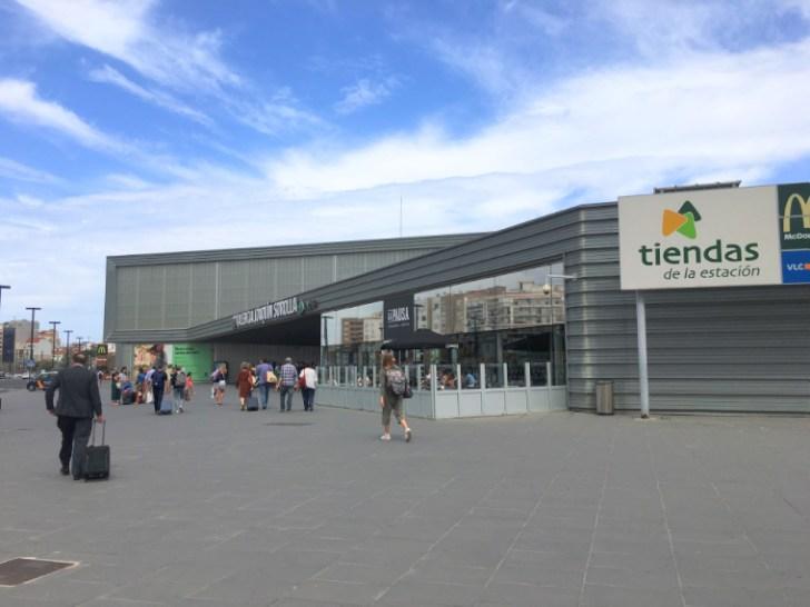 バレンシアのホアキンソロージョ駅