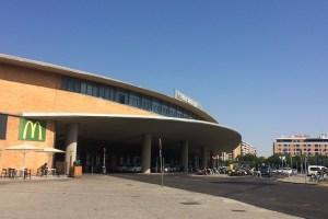 サンタフスタ駅ってこんなところ&セビリア市内中心部までのアクセス方法