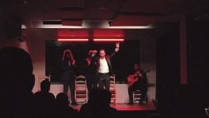 セビリアで唯一フェステーロが出演するタブラオ『ラ・カンタオーラ』