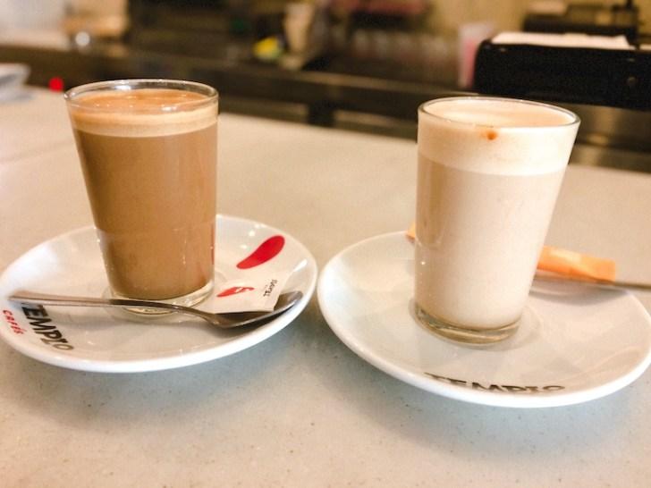 アンダルシアのコーヒー