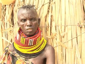 Arukudi Ng'echwaye, mother of 12 year old Lorunye