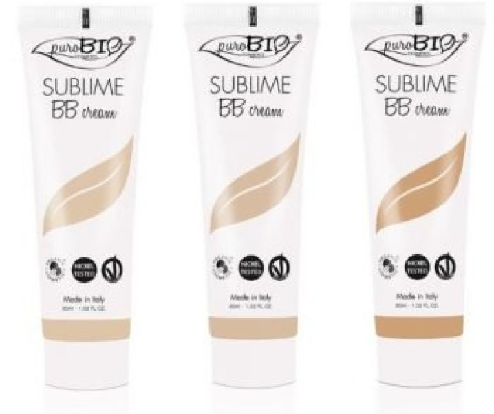 BB cream Sublime – PuroBio Cosmetis