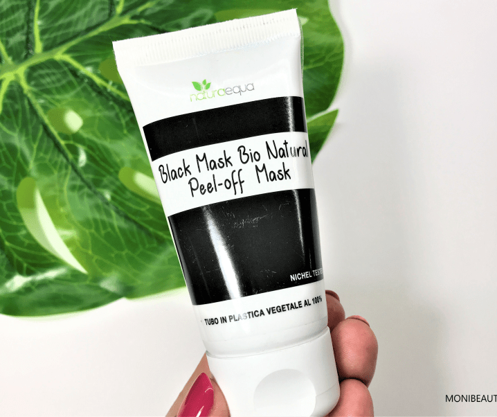 Black Mask Bio Peel Off – Naturaequa