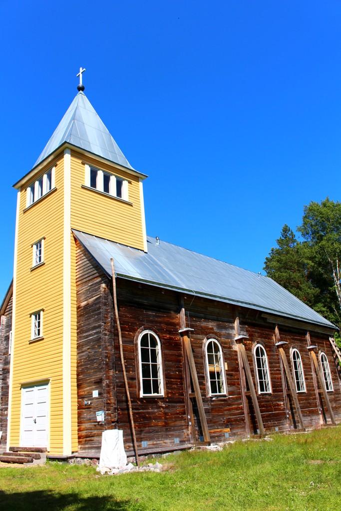 Naissare kirik