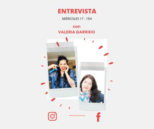 Entrevista con Valeria fb