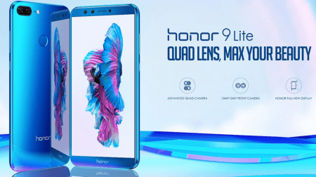 Honor 9Lite Honor Smartphone