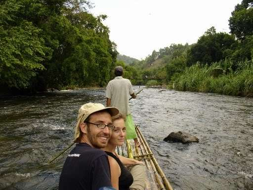 Balanting Paring di Sungai Loksado