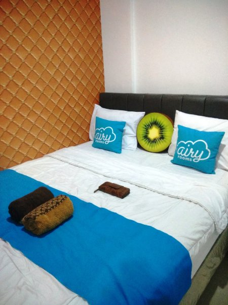 Kamar Airy Rooms.