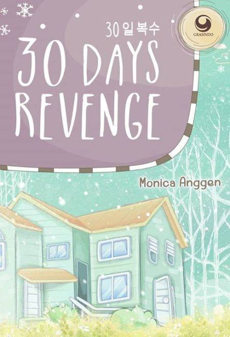 Novel Korea 30 Days Revenge Terbitan Grasindo
