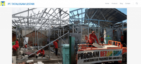Program Bedah Rumah Domus
