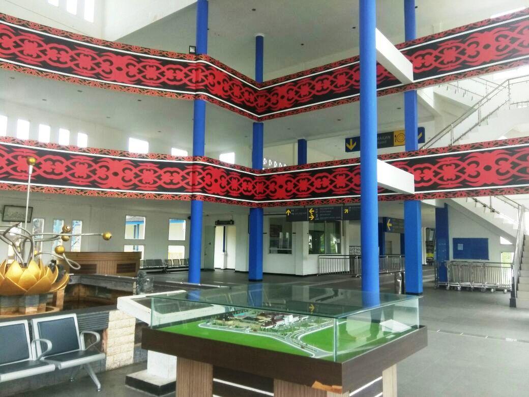 Ruang Tunggu Terminal Sei Ambawang