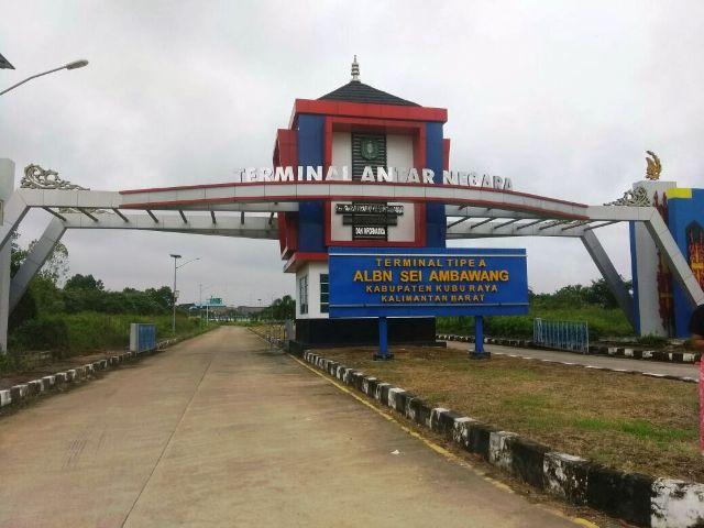 Terminal Sei Ambawang Bukti Kerja Nyata Menuju Indonesia Maju