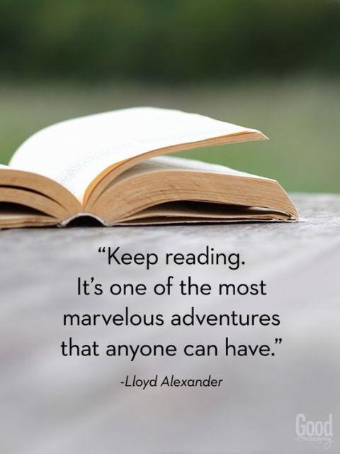 Teruslah Membaca