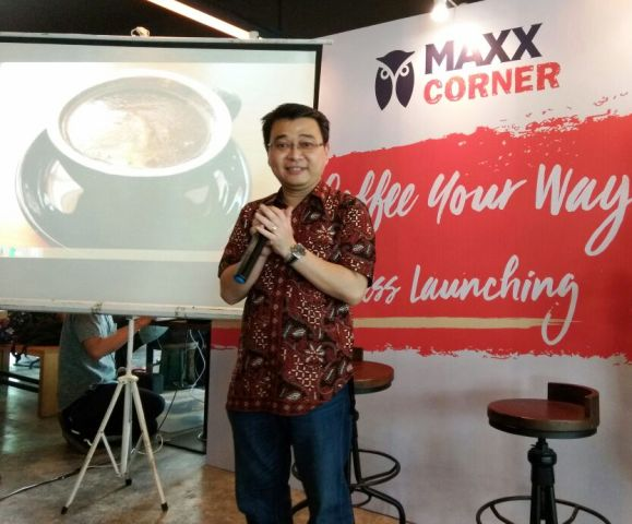 Vico Lomar - Chief Commercial Officer Maxx Corner