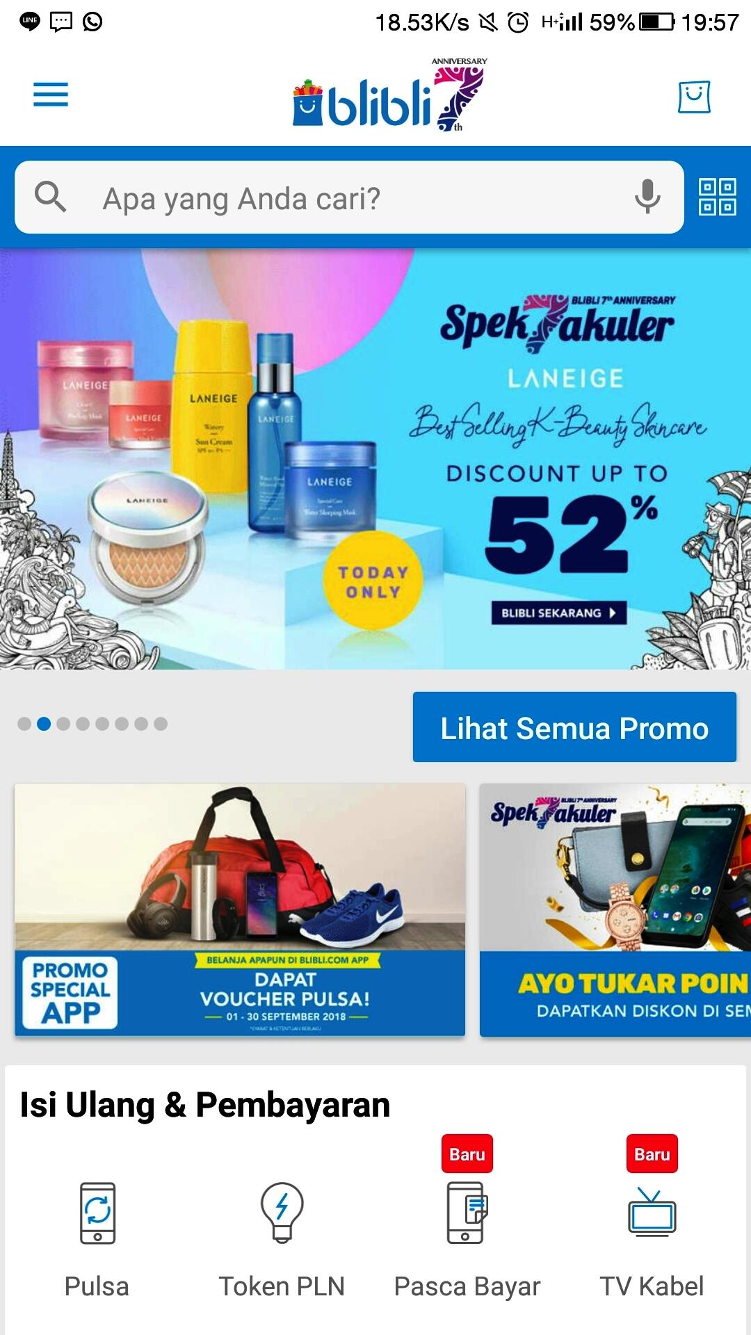 Belanja di Online Shop Makin Mudah