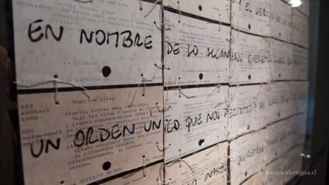 El orden y el desorden son dos palabras que designan por igual el azar (2013)