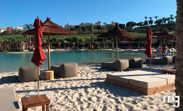 The beach pool - La Reserva Sotogrande_05