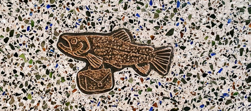 art of seattle fish art i sea tac airport
