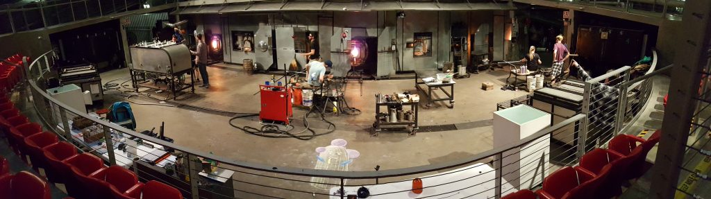 art of seattle hot shop in tacoma museum of glass